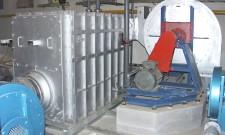 Jihlava - výměník (heat exchanger)